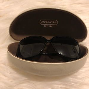 Coach Sunglasses (Case Included)
